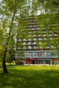 Hotelový dům Hlubina